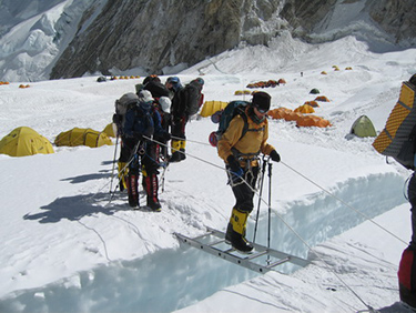Kurt Gusinde – Mount Everest, Nepal