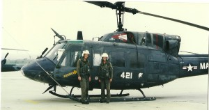 Anne and Bill Camp Pendleton