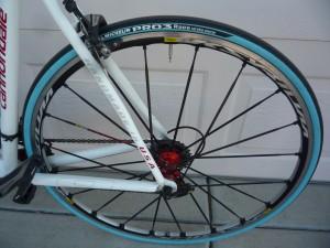 ksyrium wheel