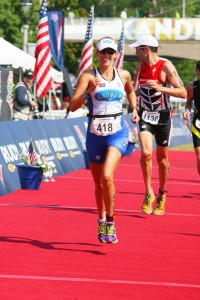 Laura Miles USAT Nationals Aug 2014