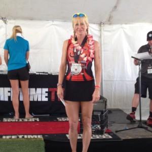 Amy Engel podium Lifetime Tri 2014-09-23 12.46.12