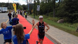 SheriAnne Nelson 70.3 World Champs Mont Tremblant Sep 2014