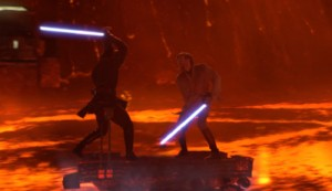 Mustafar duel - Probably better image for overheating, no?