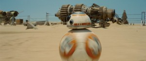 Hard to find running images in Star Wars, but this new Episode 7 R2-series droid looks to be moving at a pretty good clip.