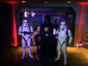 Disneyland Half Marathon - Adela Riehle