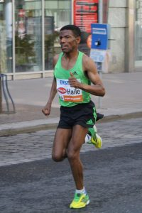 Haile Gebrselassie - distance running great