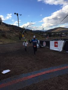 Mark Livingston - North Face Challenge 50-mile run